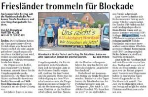 20140617 Friesländer trommeln für Blockade EZ