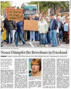 20140923 Neuer Dämpfer für Bewohner in Friesland OZ