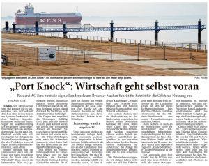 20140924 Port Knock Wirtschaft geht selbst voran ON