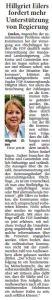20141007 Hillgriet Eilers fordert mehr Unterstützung von Regierung ON