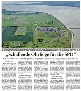 20141028 Schallende Ohrfeige für die SPD ON
