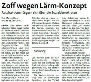 20150216 Zoff wegen Lärm-Konzept EZ