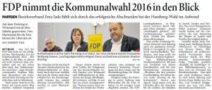 20150223 FDP nimmt die Kommunalwahl 2016 in den Blick OZ