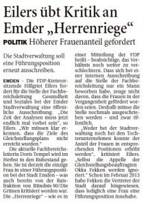 20150617 Eilers übt Kritik an Emder -Herrenriege- OZ