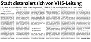 20150627 Stadt distanziert sich von VHS-Leitung EZ