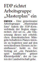 20150917 FDP richtet Arbeitsgruppe Masterplan ein OZ
