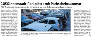 20151020 1056 Innenstadt-Pakrplätze mit Parkscheinautomat EZ