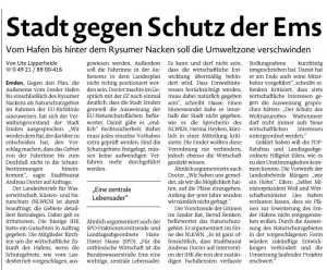 20151124 Stadt gegen Schutz der Ems EZ