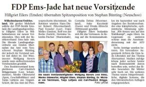 20160210 FDP Ems-Jade hat neue Vorsitzende ON