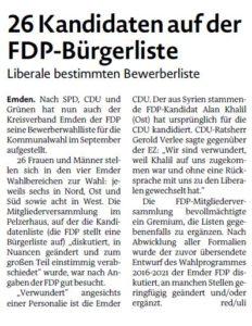 20160627 26 Kandidaten auf der FDP-Bürgerliste EZ