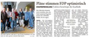 20160803 Pläne stimmen FDP optimistisch OZ