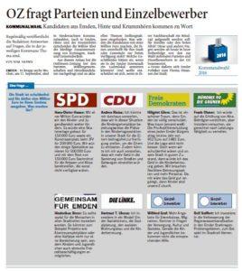 20160804 OZ fragt Parteien und EInzelbewerber OZ
