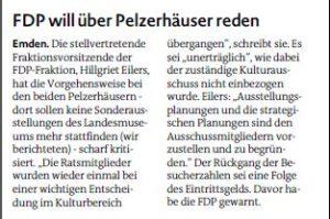20160820 FDP will über Pelzerhäuser reden EZ