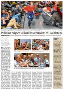 20160901 Politiker zeigten vollen Einsatz in der OZ-Wahlarena OZ