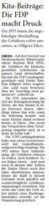 20170131 Kita-Beiträge - Die FDP macht Druck OZ