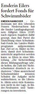20170902 Emder Eilers fordert Fonds für Schwimmbäder OZ