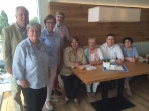 Lebhafte Diskussion mit Papenburger Liberalen über die PKW-Maut