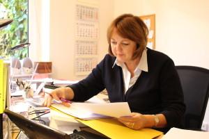 Hillgriet Eilers ist Berichterstatterin des Petitionsausschusses des Niedersächsischen Landtags